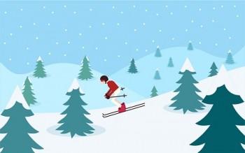 Assurance de prêt immobilier moniteur de ski