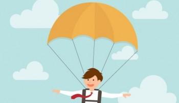 Parapente parachutisme et assurance de prêt immobilier
