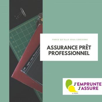 l'assurance de prêt pour les professionnels