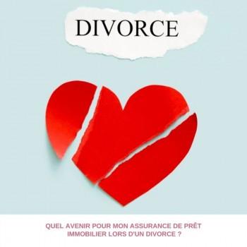Assurance de prêt ommobilier : que faire en cas de divorce ou séparation ?