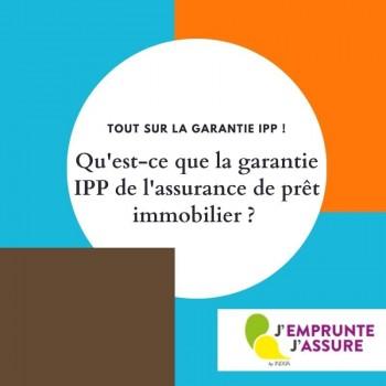 La garantie IPP de l'assurance de prêt