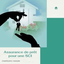 Assurance Emprunteur pour SCI