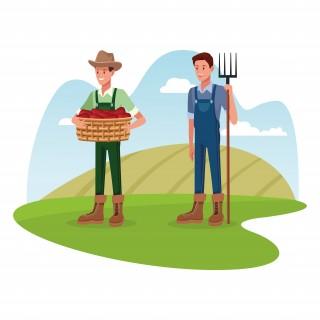 Agriculteur et assurance de prêt